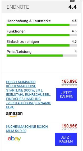 Preisliste ebay amazon