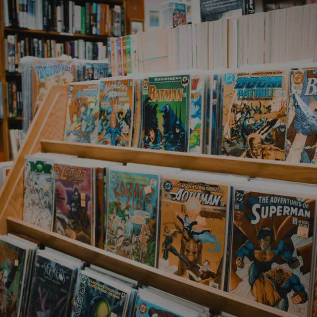 Collectable Comic Books