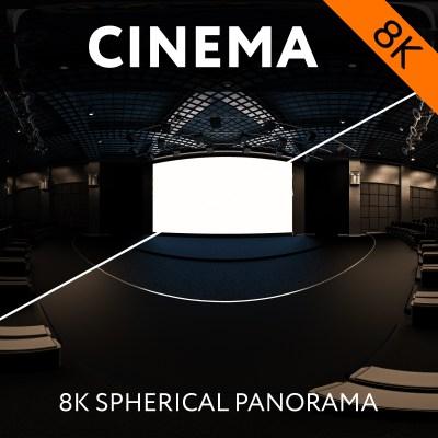 CINEMA - 8K Panorama
