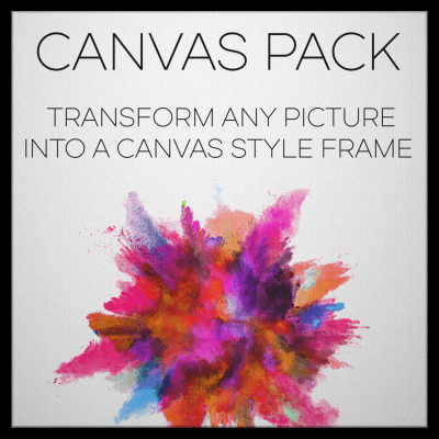 Canvas Pack