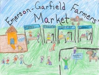 Madison Whitmarsh - Grade 3, Garfield Elementary