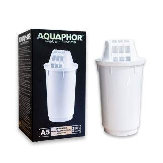 Aquaphor A5 cartucce per filtro dell' acqua di ricambio per Provance, Prestige, Atlant, sorriso e tutti B5 e B6 compatibile brocche 1 confezione