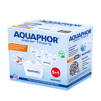 Replacement filter cartridge Aquaphor MAXFOR+