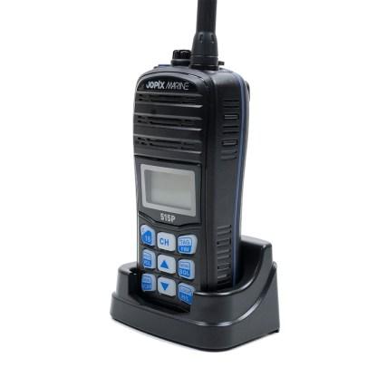 Stazione radio marina portatile JOPIX MARINE 515P Dual-Tri Watch 1200mAh Li-Ion IP67