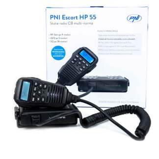CB PNI Escort radio station HP 55 ASQ