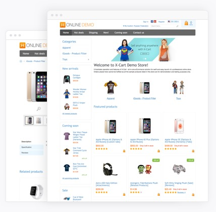You can choose from over 3300 ecommerce websites templates on themeforest, created by our global community of independent designers and developers. 40 Responsive Ecommerce Website Templates For High Converting Websites
