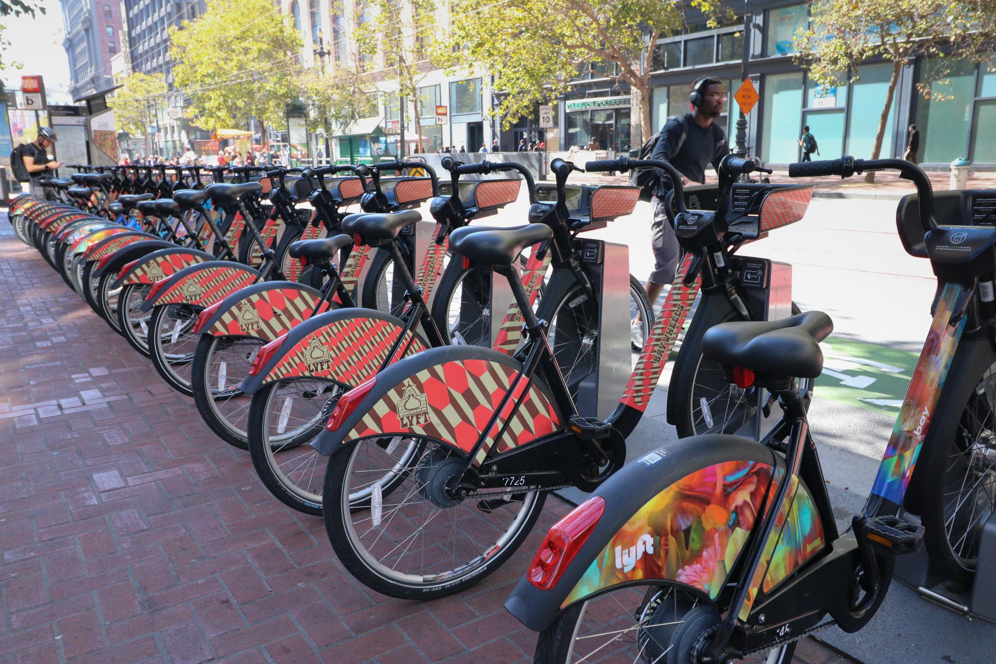 Urban mobility, a fast growing segment of smart city infrastructure