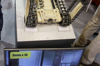 Machine Vision in Military