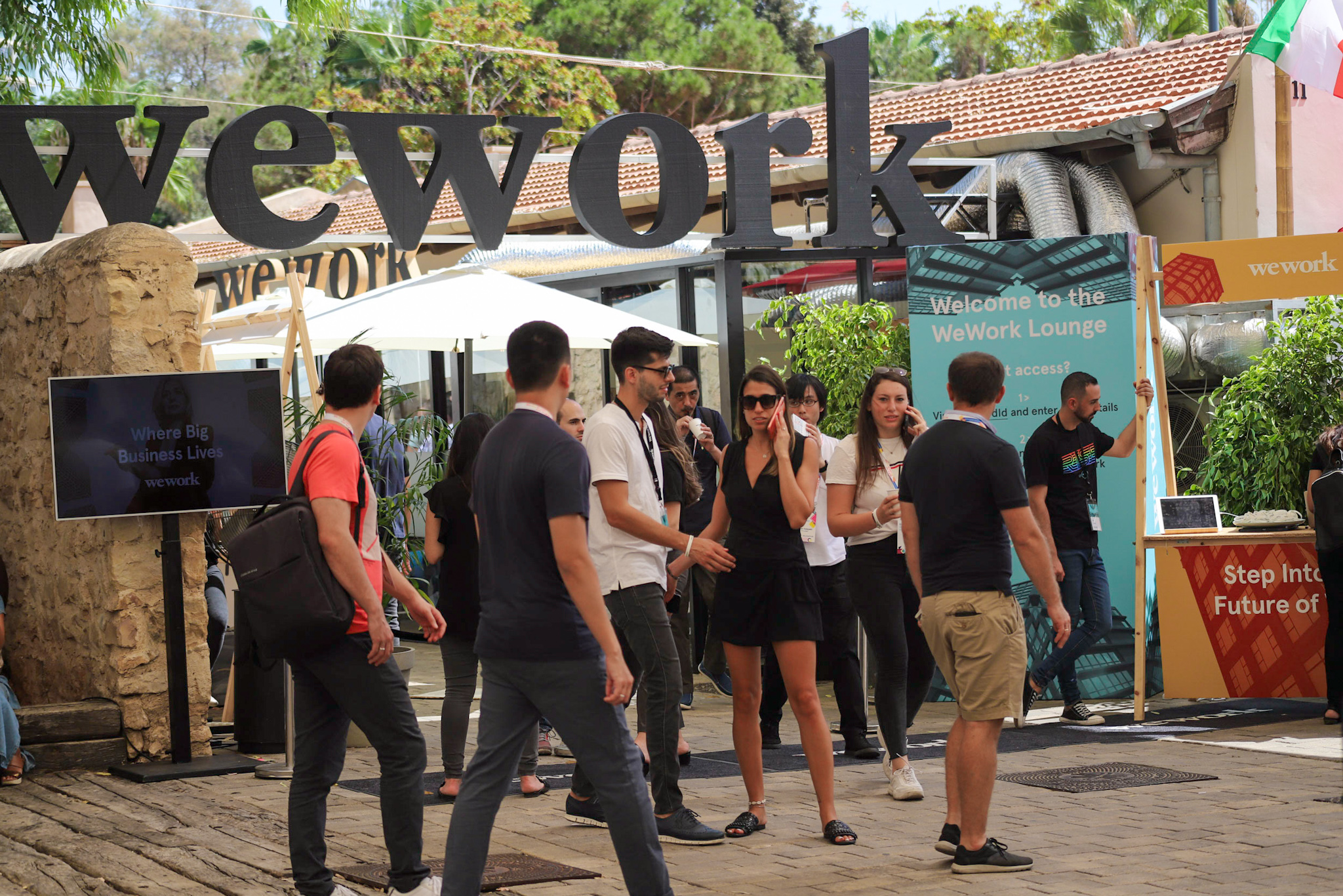 Market Analysis: Is WeWork's Business Model Sustainable?