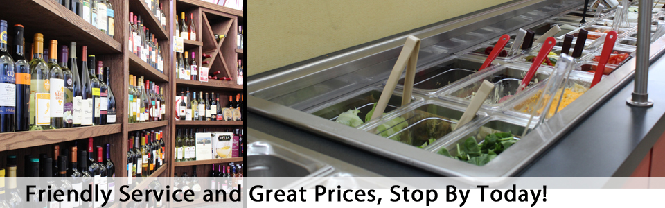 Market Basket-Friendly Service and great Prices, Stop by Today!