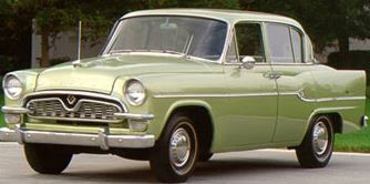 Toyota Crown 1957