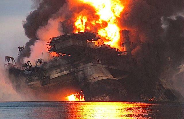 Deewater Horizon Disaster