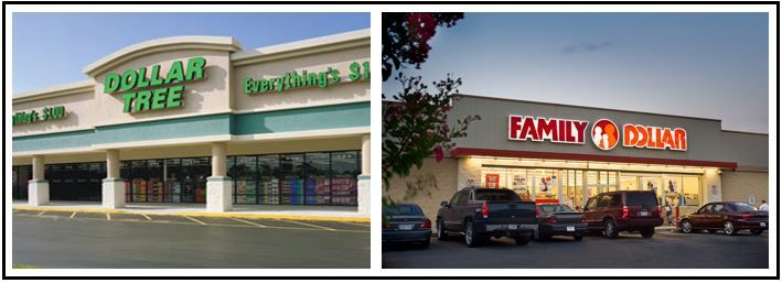 Dollar Tree & Family Dollar