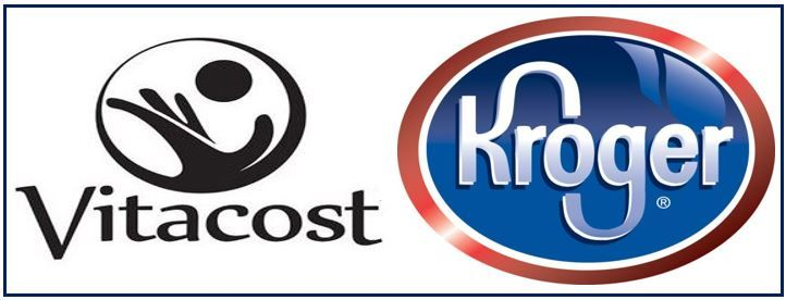 Kroger Vitacost purchase