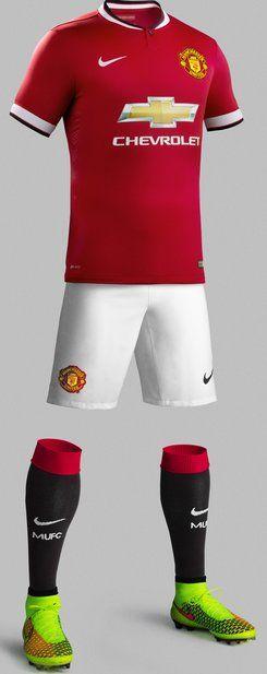 Manchester United new kit