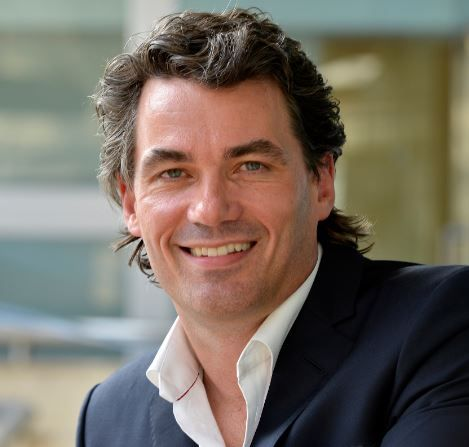 Gavin Patterson, BT CEO