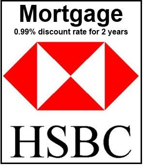 HSBC starts UK mortgage price war with 0 99% rate - Market
