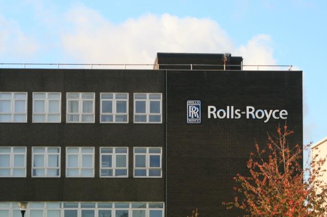 rolls royce factory southampton
