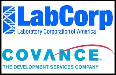 LabCorp and Covance