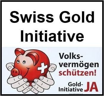 Swiss Gold Inititative