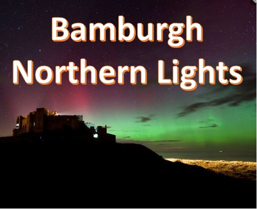 Bamburgh Northern Lights