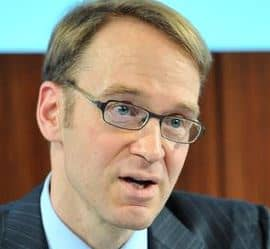 Jens Weidmann, President of Bundesbank