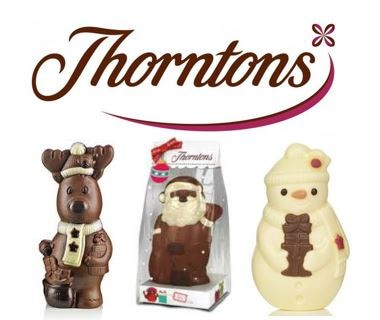 Thorntons Xmas Products