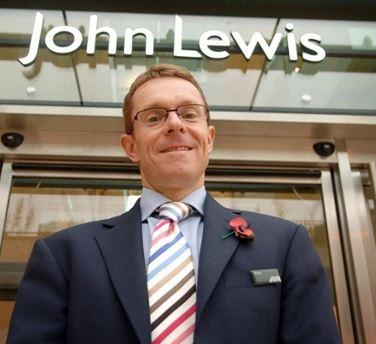 Andy Street, John Lewis