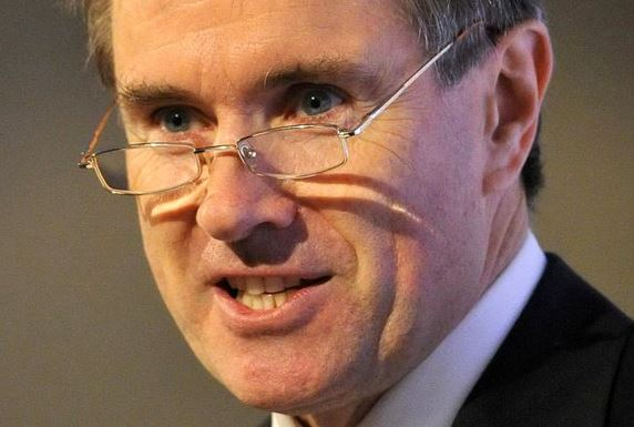 John Sawers ex-MI6 chief