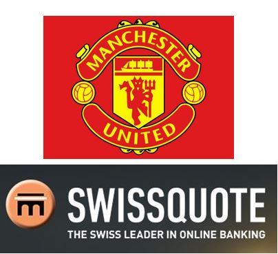 Manchester United Swissquote