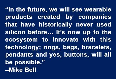 Mike Bell quote Intel