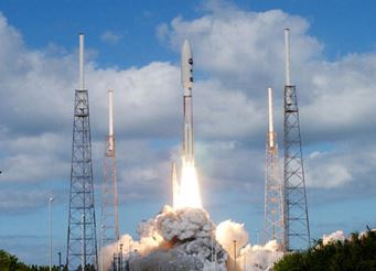 New Horizons launched