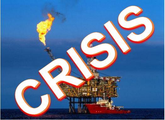 North Sea Oil crisis