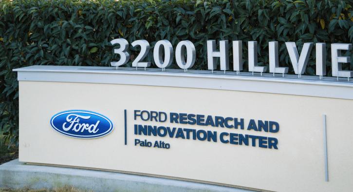 Ford Research Center Palo Alto