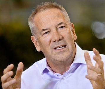 Steve Williams Suncor CEO