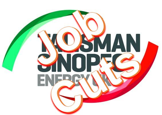 Talisman Sinopc Energy job cuts