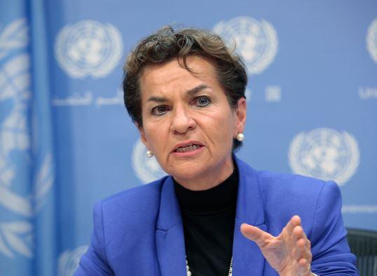 Christiana Figueres UNFCCC