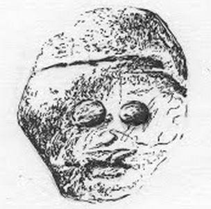 Makapansgat pebble