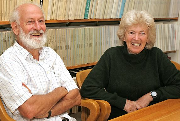Peter Grant and B. Rosemary Grant