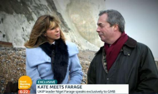 Kate meets Farage