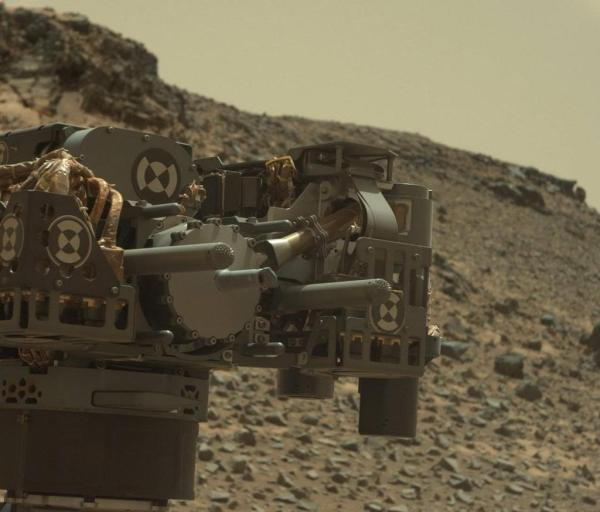 Mars Curiosity rover short circuits and will be inactive