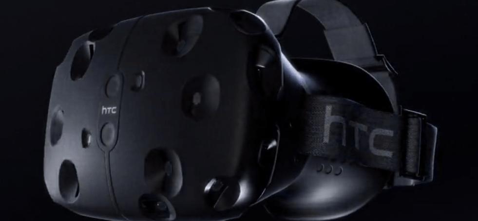 HTC Virtual Reality Headset