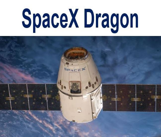 SpaceX Dragon launch