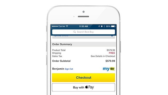 Apple Pay Best Buy