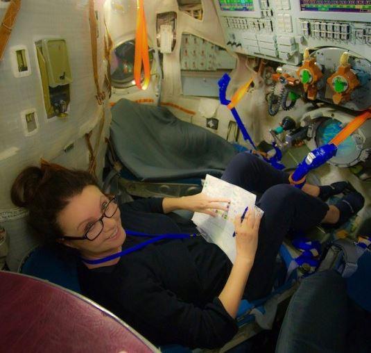 Brightman space training