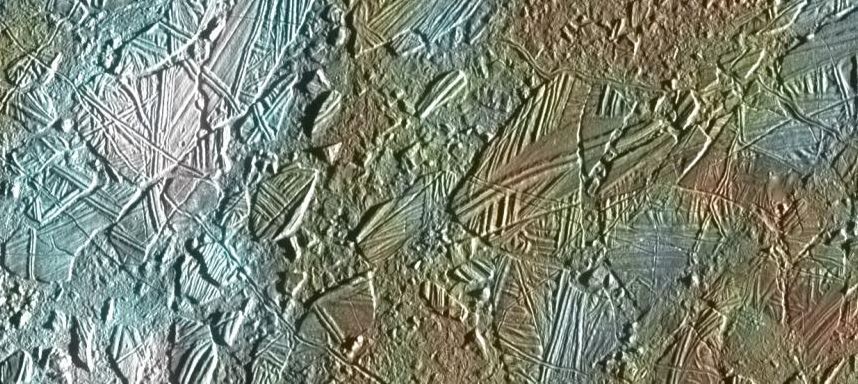 Europa surface