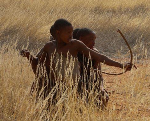 Modern hunter gatherers