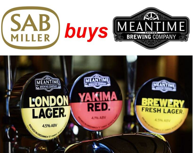 SABMiller buys Meantime