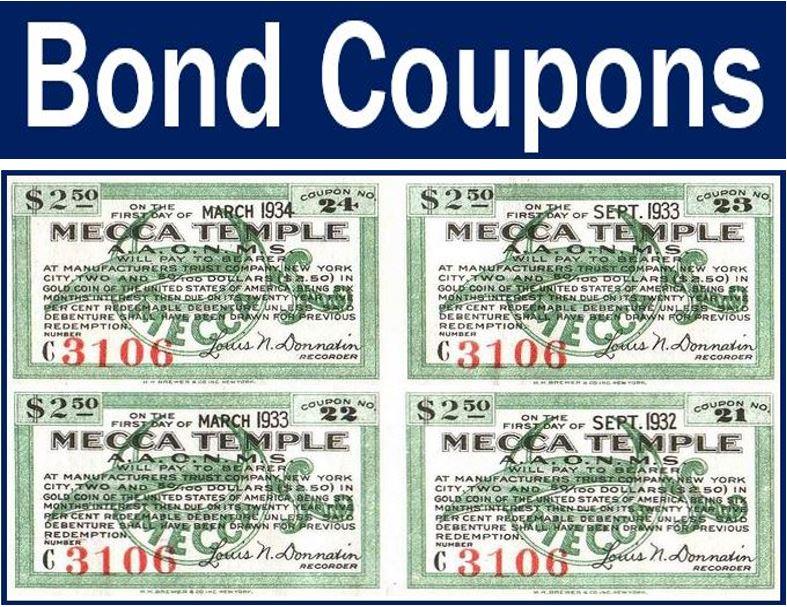 coupon bond mean