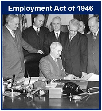 Employment act of 1946